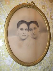 Hattie and Susie Sullivan