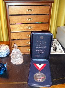 Medal Reads: Hometown Heroes Salute-Airman-Family-Community