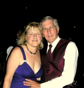 Kathy and Jeff at Maureen's Wedding 2012