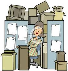 Thanks to http://www.picturesof.net/_images_300/A_Colorful_ Cartoon_Cubicle_Drone_with_a_Mess_Moving_Boxes_All_Over_Royalty_Free_Clipart_ Picture_100805-171487-856053.